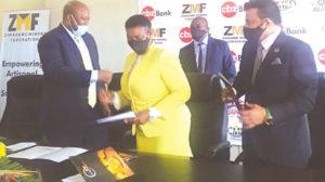 ZMF gets strategic mining partnerships